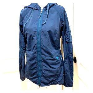Mountain Hardwear snap cuff jacket